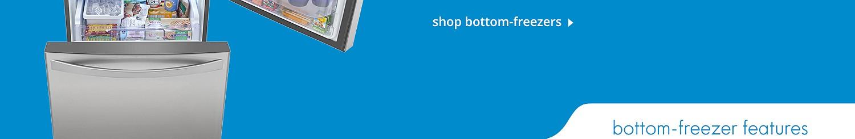 Shop Bottom Freezer Refrigerators
