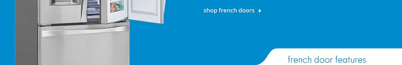 Shop French Door Refrigerators