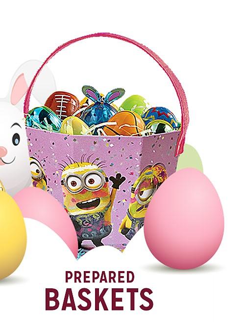 Prepared Baskets