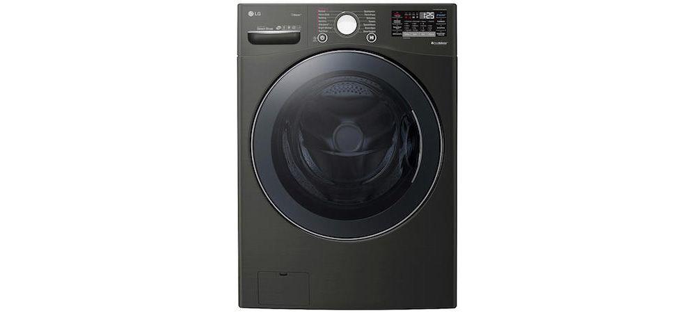 LG 4.5 cu. ft. Smart Front-Load Washer