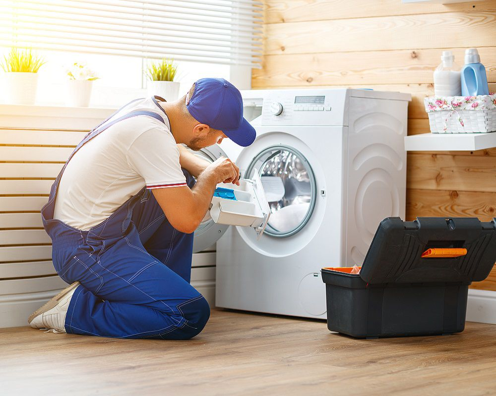 Be sure your laundry and dryer will get through your house
