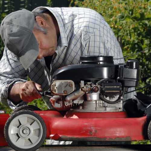 Maintaining your lawn mower