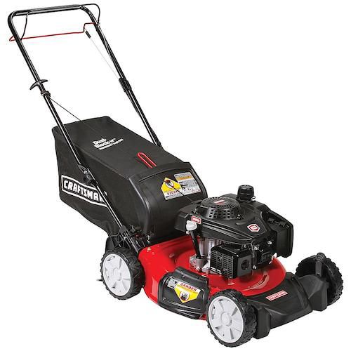 "Craftsman 37815 21"" 159cc Rear Wheel Drive Lawn Mower"