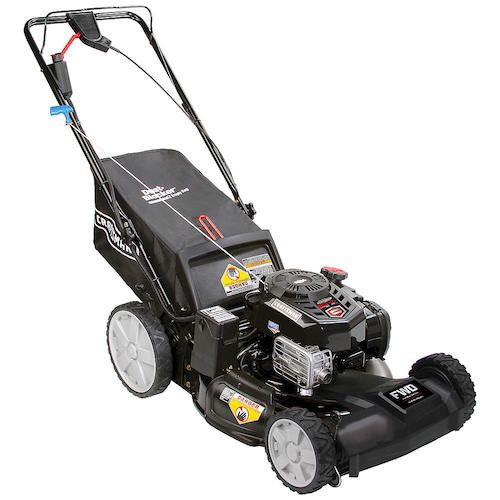 "Craftsman 37744 21"" 163cc Briggs & Stratton Front Wheel Drive Lawn Mower with Electric Start"