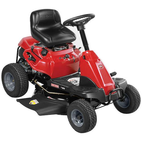 "Craftsman 29000 30"" 420cc 6-Speed Shift-on-the-Go Rear Engine Riding Mower"