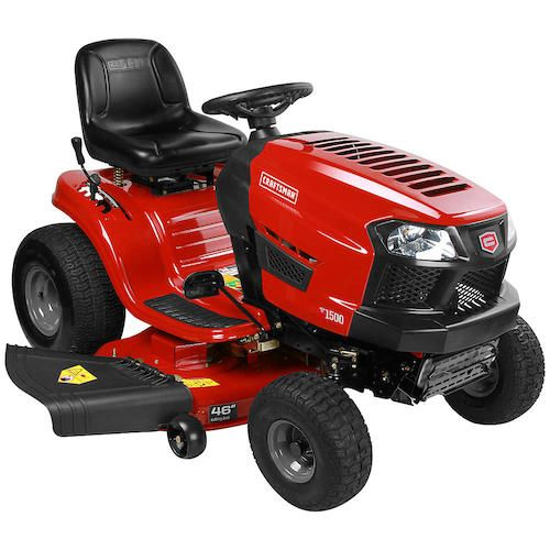 "Craftsman 27372 46"" 547cc Automatic Riding Mower"