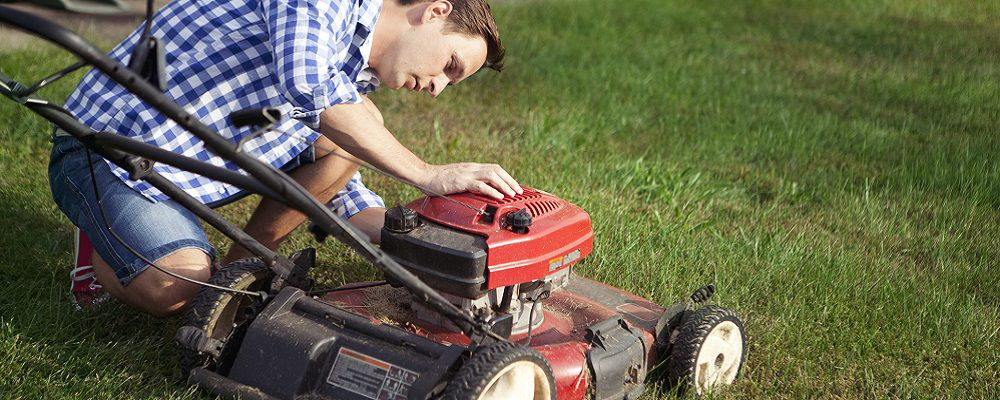 Lawn Mower Considerations - Safety First