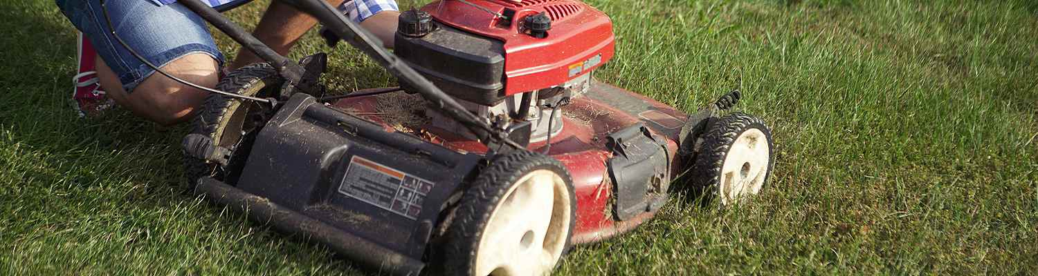 Tune up your lawn mower for the spring season