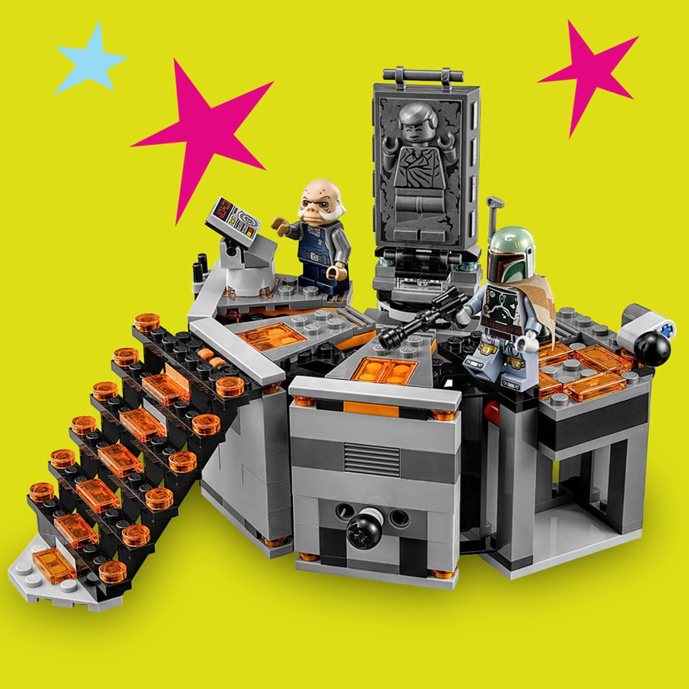 LEGO Star Wars: Carbon-Freezing Chamber
