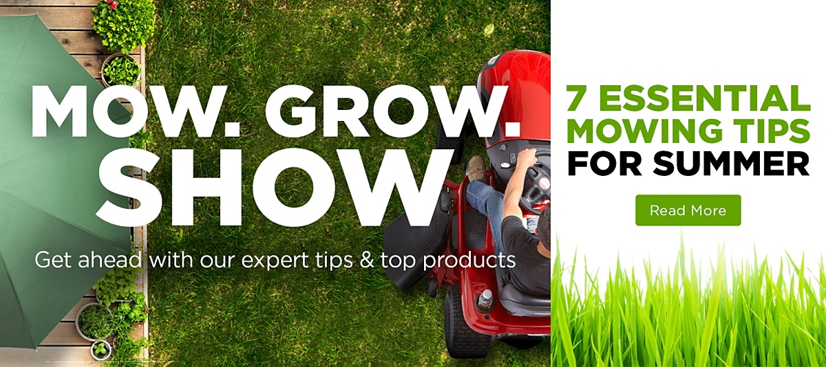 7 Essential Mowing Tips for Summer