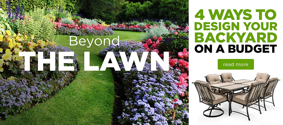 4 Ways to Design Your Backyard on a Budget