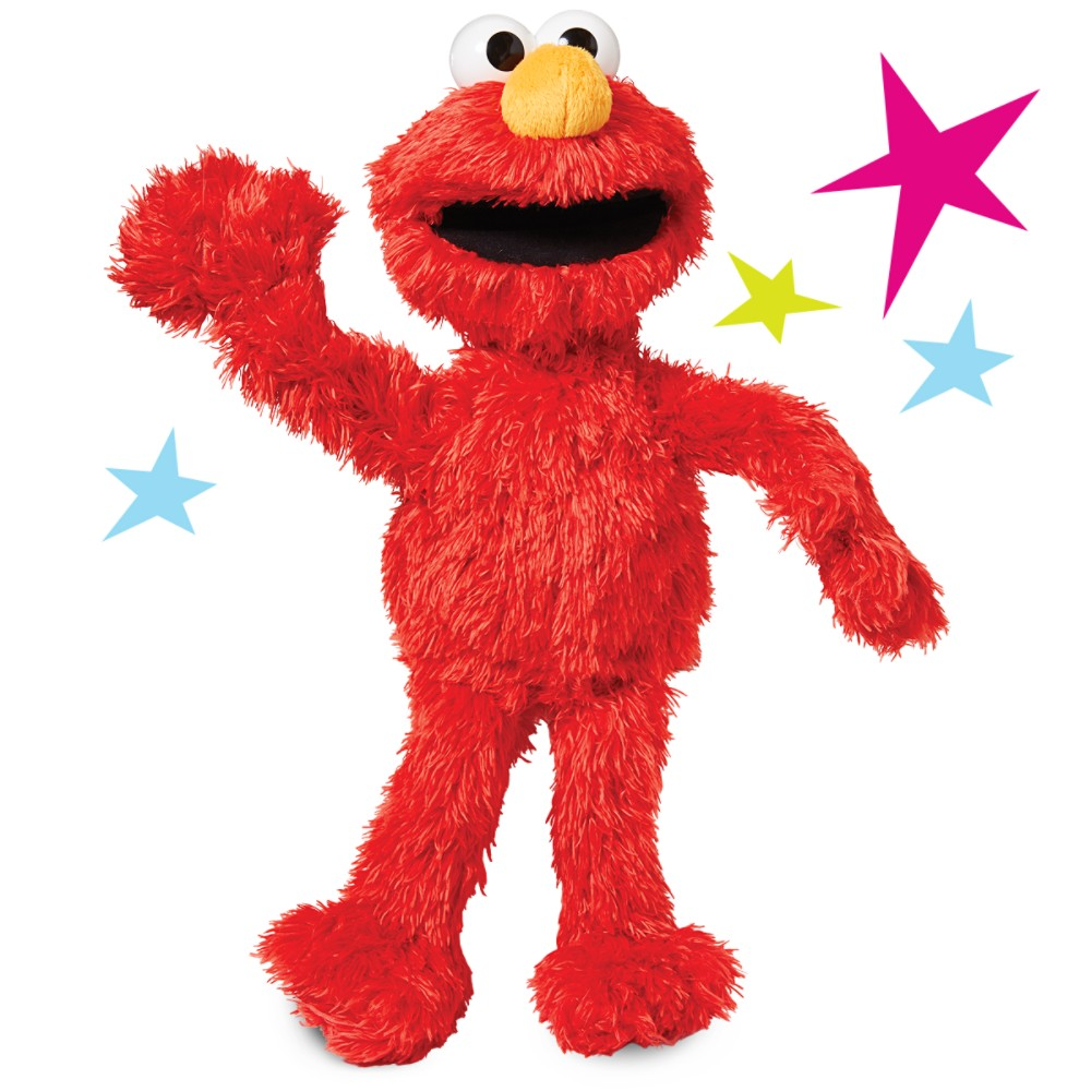 Love2Learn Elmo