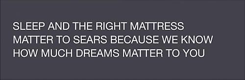 Mattress Dreams Matter