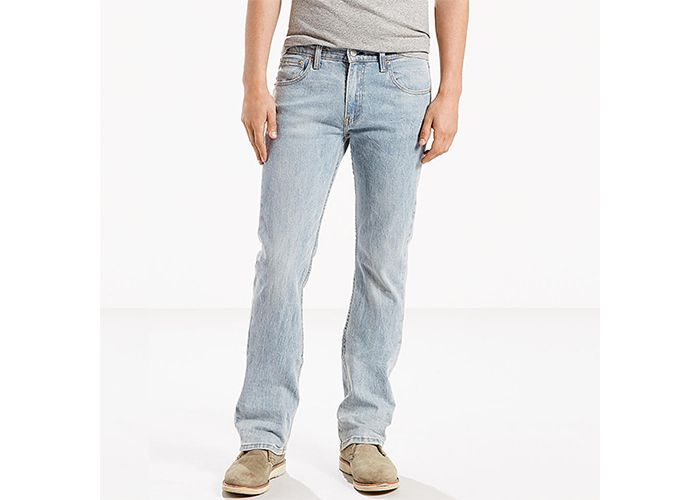 Levi's 527 Bootcut Jeans in Blue Stone