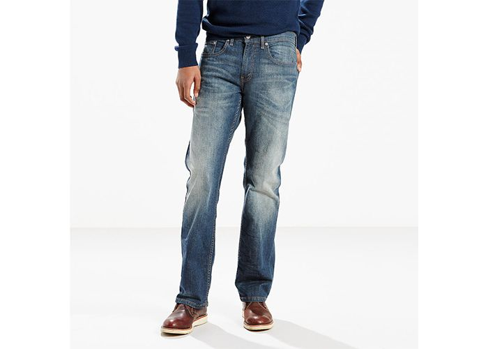 Levi's Men's 559 Relaxed Straight Jeans in Cash