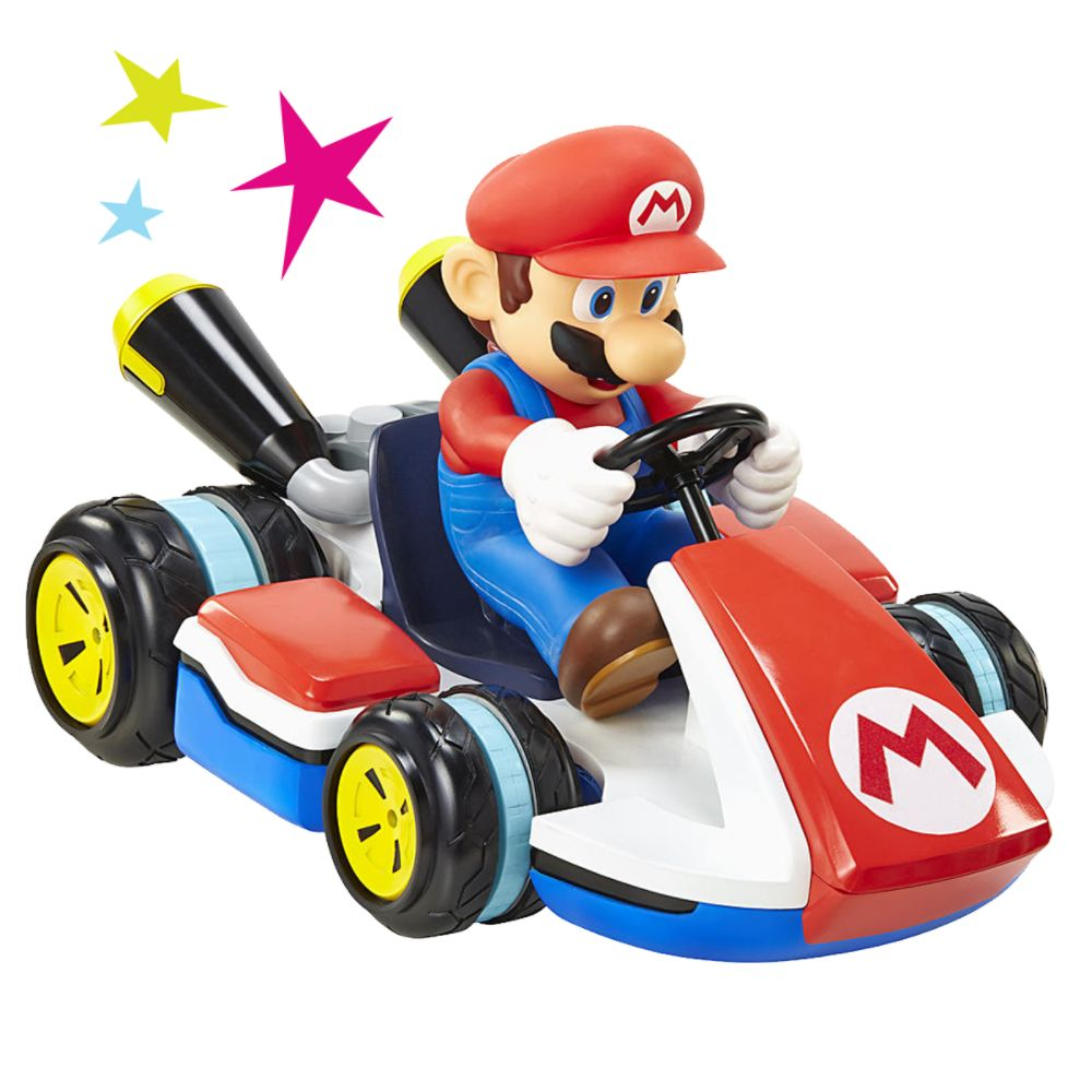 Nintendo World Mini RC Racer