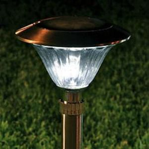 Features of outdoor lighting