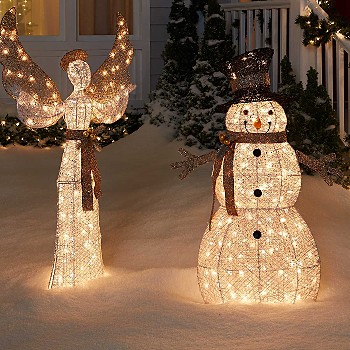 Outdoor Christmas Decorations: Christmas Decorations