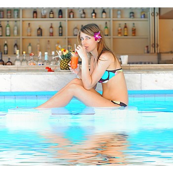 Pool Bar Ideas summer pool bar ideas 15 Alt