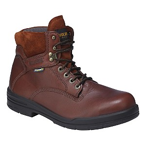 50% off select men's Wolverine work boots