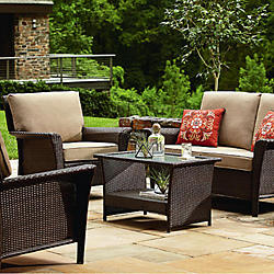 Patio Furniture Sets And Pos Madlonsbigbear Com