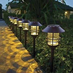 Landscape & path lighting