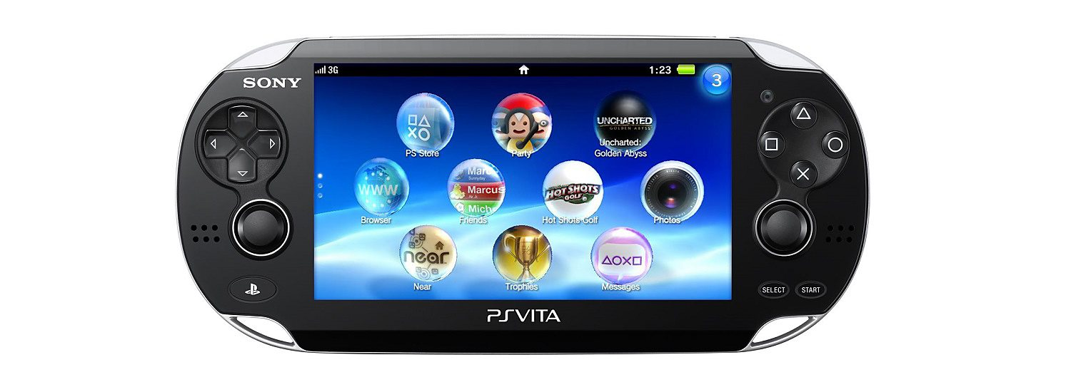 Playstation Vita as a remote control