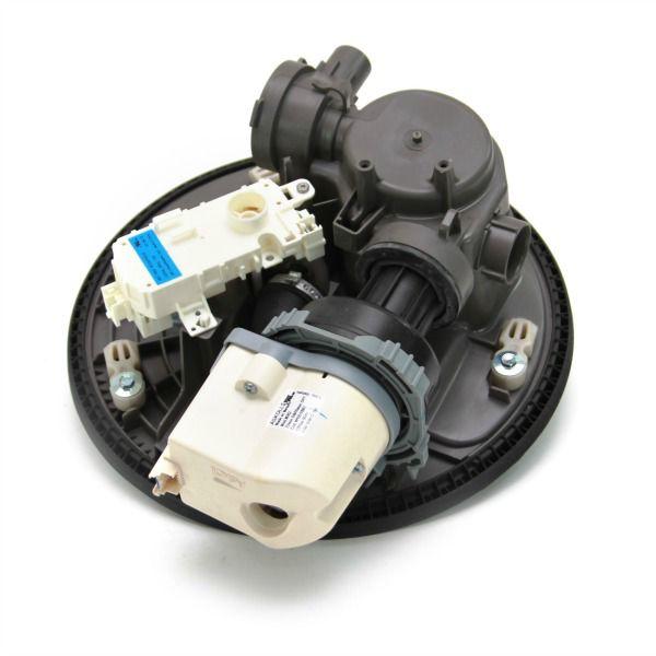 Dishwasher circulation pump