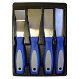 Raspadores y cuchillos para masilla