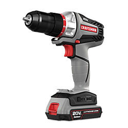Up to 20% off Craftsman tools over
