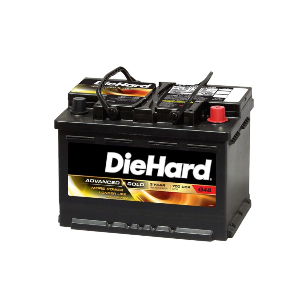 Find Automotive & Vehicle Batteries At Sears