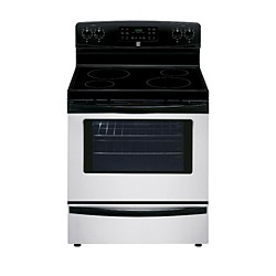 Kenmore  5.4 cu. ft. Electric Range w/ Convection Oven - Stainless Steel