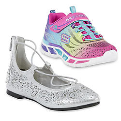 Girls' Shoes at Sears