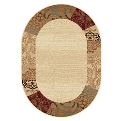 Oval Shaped Rugs