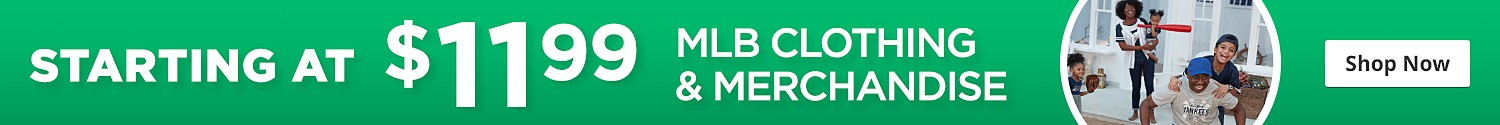 MLB starting at $11.99