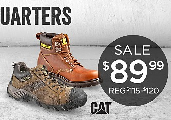Sale $89.99 CAT footwear