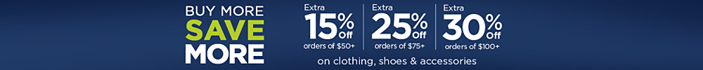 Extra 20% off with purchase of 2 or more pairs of women's & kids' shoes with code: SHOE20