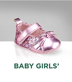 Baby Girls' Shoes
