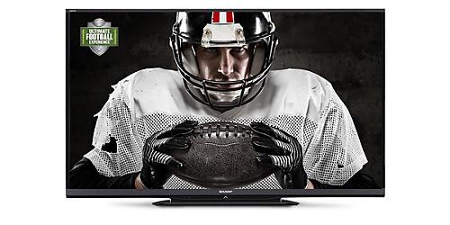 Save up to $600 on Sharp Aquos LED Smart HDTVs