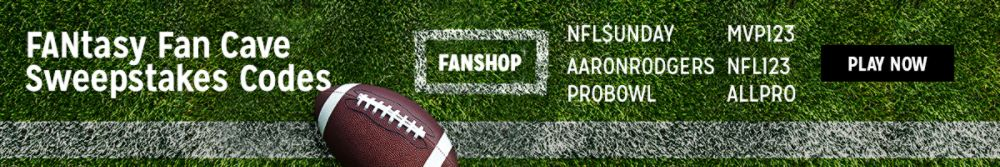 Win a FANtasy Fan Cave! Shop your way sweepstakes