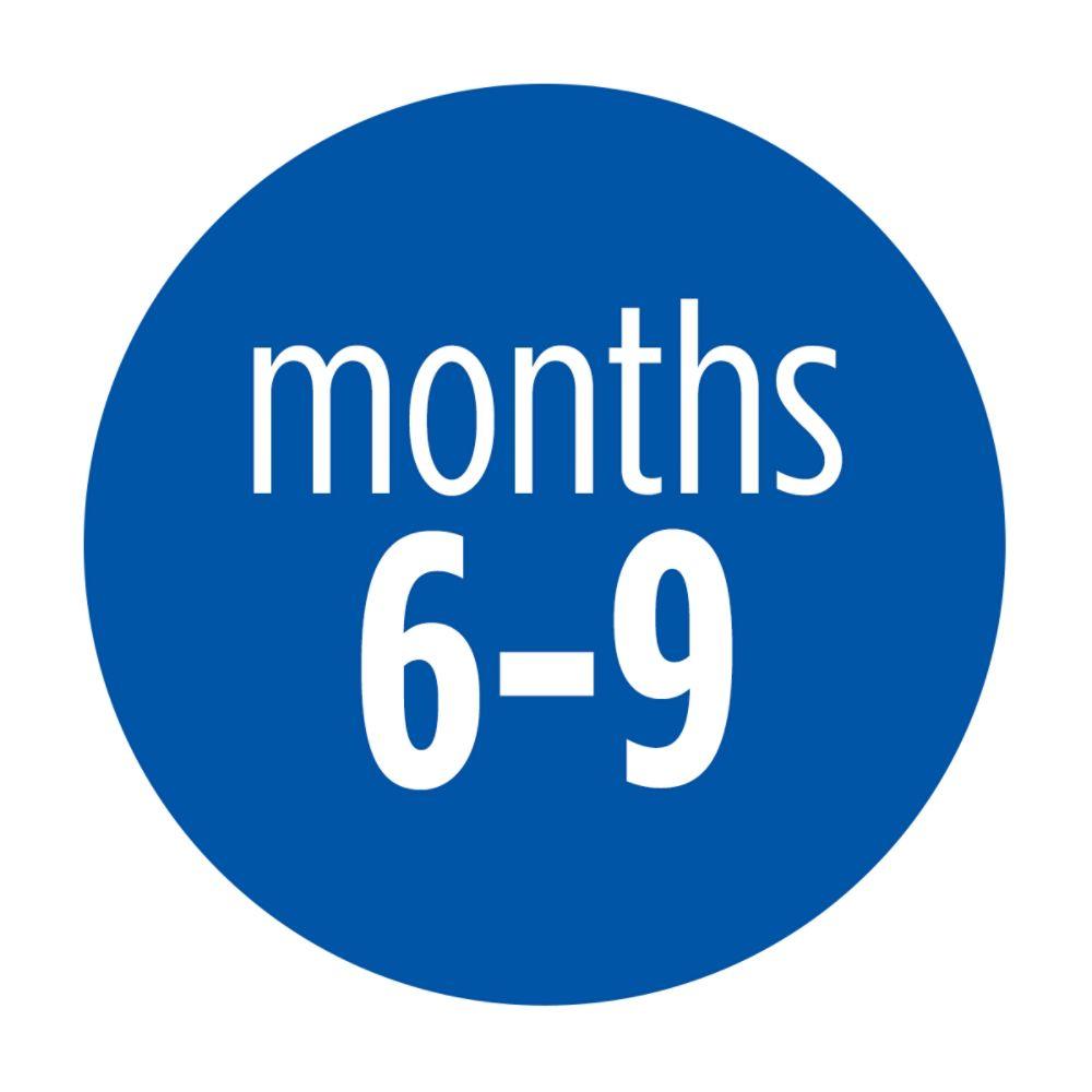 6-9 months