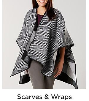 Women's Scarves & Wraps