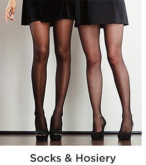 Shop Socks & Hosiery