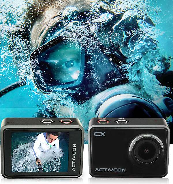 Activeon Action Cameras - Sears