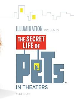 Secret Life of Pets Sweeps