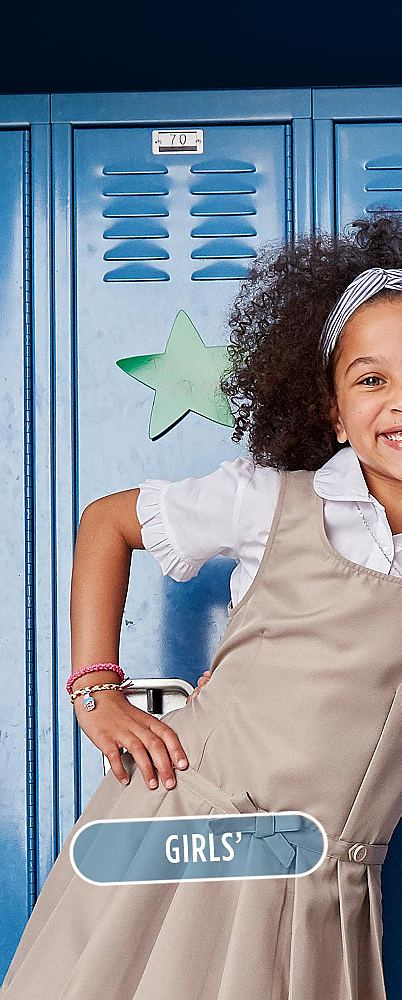 Back to School Fashions! Shop Girls