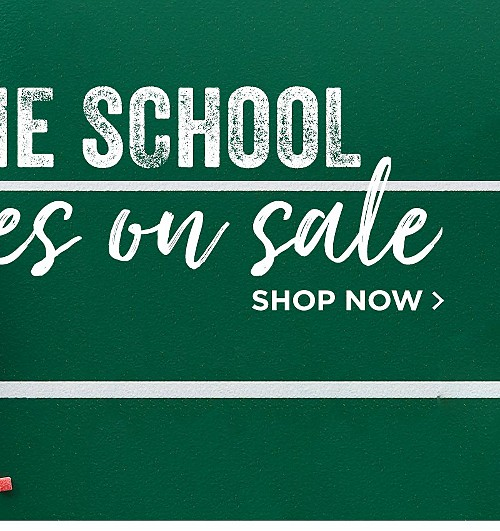 Run the School! Shoes on Sale