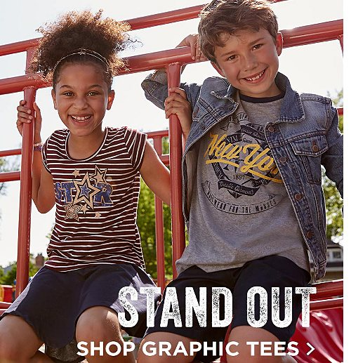 Stand Out! Shop Graphic Tees