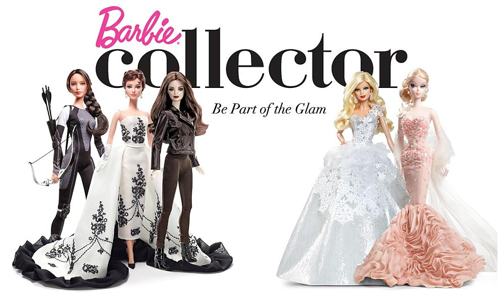 Barbie Collection - Be part of the glam