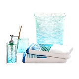 Shower Curtains & Bath Accessories